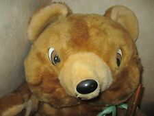 Plush Stuffed Animal Big Adorable old fellow Cuddle Wit Teddy Bear