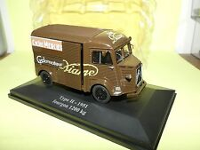 CITROEN TYPE H 1951 CYCLE MERCIER ELIGOR Sous blister 1:43