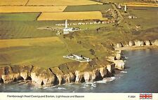 B103446 flamborough head coastguard station lighthouse and beacon    uk