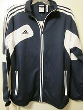Adidas Condivo 12 Training Jacket Navy Blue Soccer Womens L (Mens S M) NWT $65