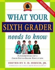 Core Knowledge: What Your Sixth Grader Needs to Know : Fundamentals of a Good...