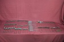 103 pc. Bloomingdale's Main Course Stainless Steel Flatware Set service for 12