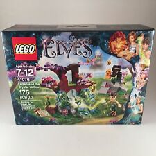 ~LEGO Elves Farran and the Crystal Hollow 41076 Very Popular~