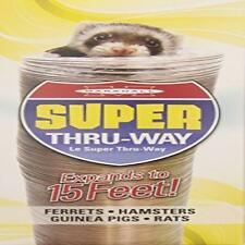 Marshall Super Thru-Way Pet Supplies Expands To 15-Feet Of Super Ferret Fun New