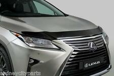 LEXUS RX BONNET PROTECTOR TINTED FROM SEPT 15  NEW GENUINE RX200T RX350 RX450H
