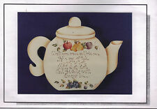 """""""Please Stay For Tea"""" Pattern Packet by Bobbie Campbell~OOP"""
