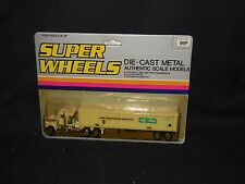 Super Wheels By Aaron's Corp 1/100 Scale Diecast MOC Zim Container Service MOC