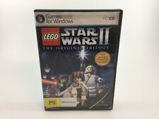 LEGO® STAR WARS™ II THE ORIGINAL TRILOGY | PC CD-ROM | COMPLETE