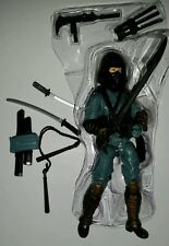 GI Joe KAMAKURA Figure Arashikage Ninja Dojo Set Exclusive Retaliation Movie