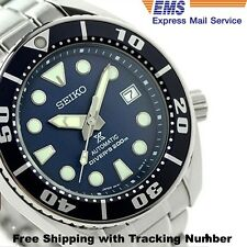 SEIKO PROSPEX SBDC033 Automatic Diver Scuba 200m Blue Men's Watch Made in Japan