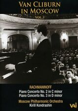 [DVD NTSC/0 NEW] VAN CLIBURN IN MOSCOW, VOL. 3
