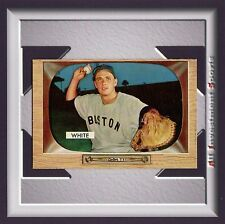 1955 Bowman SAMMY WHITE #47 NM-MT+ *stunning baseball card for your set* M40C