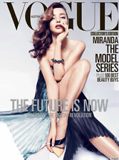 Vogue Australia April 2013,Miranda Kerr,Catherine McNeil,Tomas Maier,Tim Walker