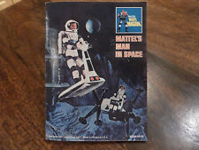 Major Matt Mason, Booklet Brochure 1967, Rare to find !!