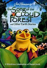 USED  DVD //THE SONG OF THE CLOUD FOREST // JIM HENSON // 100 min