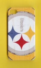 PITTSBURGH STEELERS 1 Piece Glossy Case / Cover iPhone 4 / 4S (Design 27)+Stylus