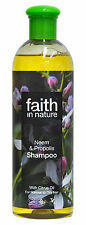 Faith In Nature Neem & Propolis Shampoo For Normal To Oily Hair 400ml