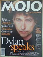 Mojo Magazine Feb 1996 - Bob Dylan Speaks!