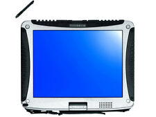 Panasonic Toughbook CF-19 Tablette Tactile Windows 7 Tablet PC Diagnostique auto