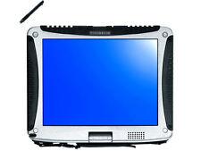 Panasonic Toughbook CF-19 Tablette Tactile Windows 7 Tablet PC Diagnostique auto