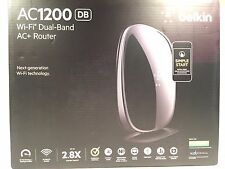 Belkin AC1200 DB Wi-Fi Dual-Band AC+ Router