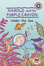 Harold and the Purple Crayon: Under the Sea Festival Readers