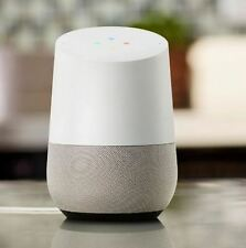 New Google Home, White Slate, Google Assistant, 1 Yr US Warranty, Worldwide Ship