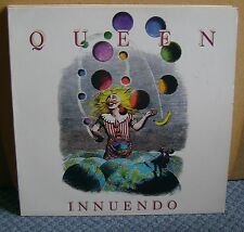 Queen - Innuendo - Original UK Parlophone Records Release