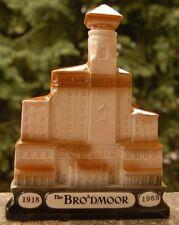 Vtg.Whiskey Bottle/Decanter James Beam Regal China 1968 Broadmoor Resort