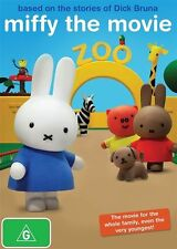 Miffy: The Movie DVD NEW