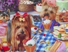 .PUZZLE.....JIGSAW.....FAULDER...Yorkshire Pudding....500pc..Factory Sealed