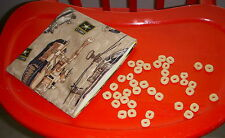 Reusable Snack Sandwich Food Storage Bag Objects Pouch Brown U.S. Army War Tanks