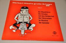 Herbert Hisel's grosse Erfolge Vol. 1 - Comedy - Album Vinyl Schallplatte LP