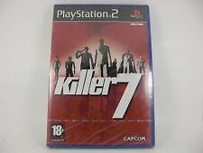 PS2 KILLER 7 - NUEVO A ESTRENAR - 01225 - ESPAÑOL New Playstation 2
