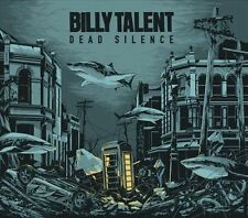 BILLY TALENT - DEAD SILENCE - CD