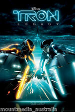 "TRON LAMINATED POSTER ""Disney Legacy Movie Cover Art 61x91cm"" NEW Licensed"