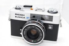 (4094)  Ricoh ELNICA F Rangefinder with 40mm f2.8 Lens from JAPAN, EXC!! *READ*