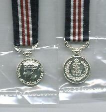 Miniature of the WWII MILITARY MEDAL GeoVI