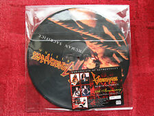 VENGEANCE RISING - HUMAN SACRIFICE LP VINYL TOURNIQUET MORTIFICATION