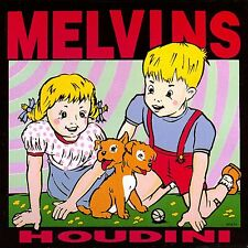 Melvins Houdini Vinyl LP Record! produced by kurt cobain of nirvana! legit! NEW!