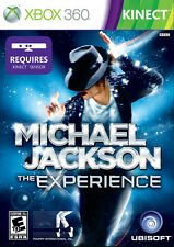 Michael Jackson The Experience Xbox 360 Game Complete Kinect Required