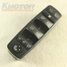 New Front Left Door Window Mirror Master Switch For Mercedes-Benz GL R Class