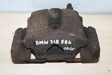 BMW 318i SE 2001 E46 SALOON M43B19 OFF SIDE FRONT DRIVER FRONT BRAKE CALIPER