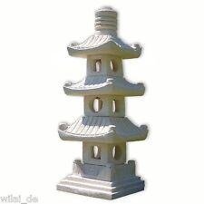 3-Stock,Japan,Laterne,Sandstein,Gartenteich,Koi,Teich (Art.Nr.10511)
