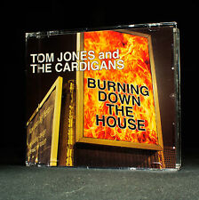 Tom Jones Et Le Cardigans - Incendier The House - cd de musique EP
