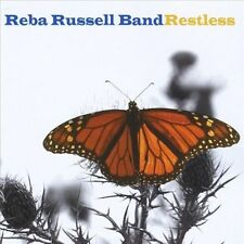 The Reba Russell Band-Restless  CD NEW