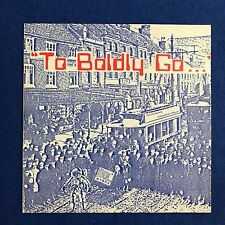 VARIOUS To Boldly Go Potteries 1986 UK VINYL LP  EXCELLENT CONDITION NWOBHM A