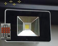 Projecteur led 10w avec capteur de microondes et contrôle à distance + dusk till dawn #3