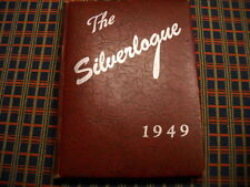 1949 Montgomery Blair High School Yearbook Silver Spring Maryland Md.