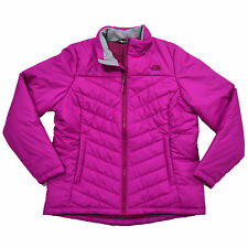 The North Face Womens Puffer Jacket Wander Insulated Zip Up Coat Size M L Xl New